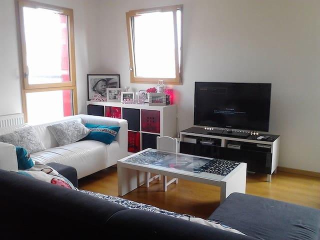 Appartement idéal pour famille - Dijon - Appartement