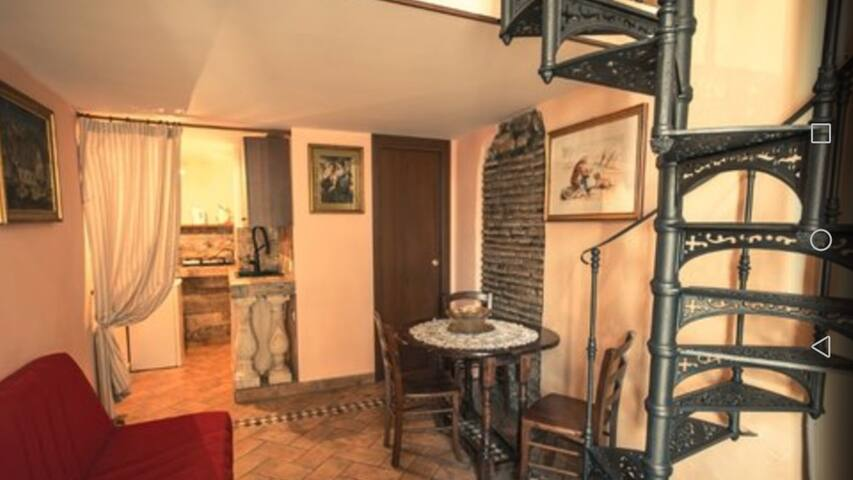 Casa Vacanza ALLA CARITA'