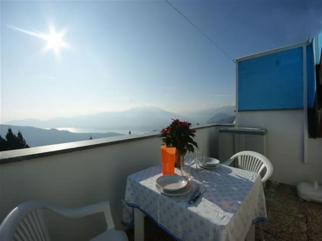 vacanze in valgrande  lago maggiore - Miazzina - House