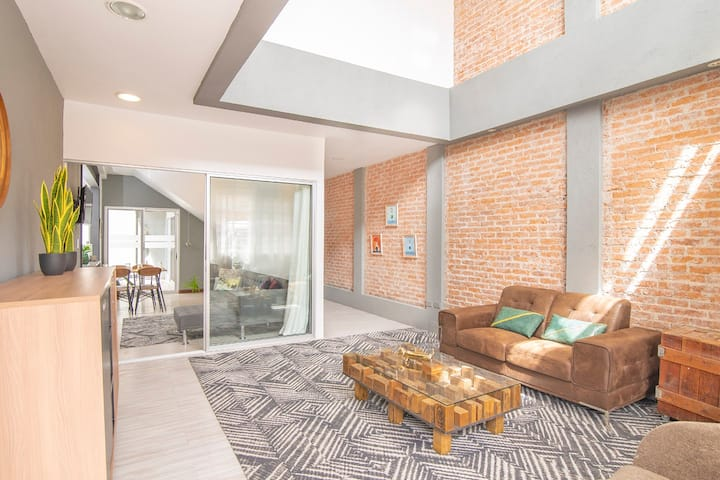 Modern Sabana Duplex 1BDR