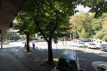 City Centar, Skadarlija, Charming studio,