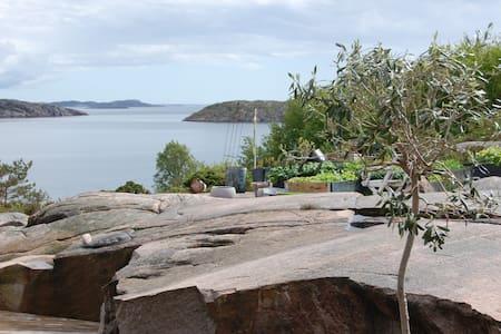 Bua near Smögen ,  Westcoast Sweden - Kungshamn - ゲストハウス