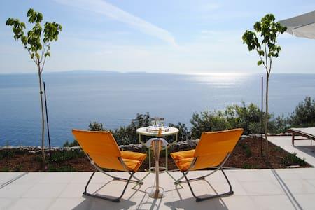 Olive Grove Villa w Private Beach - Leonidio - 别墅