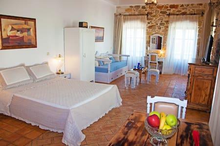 Hotel S.T.George Valsamitis - AMORGOS