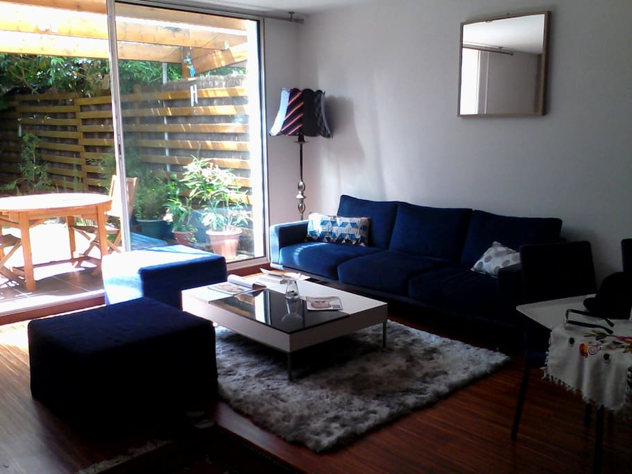 le living room