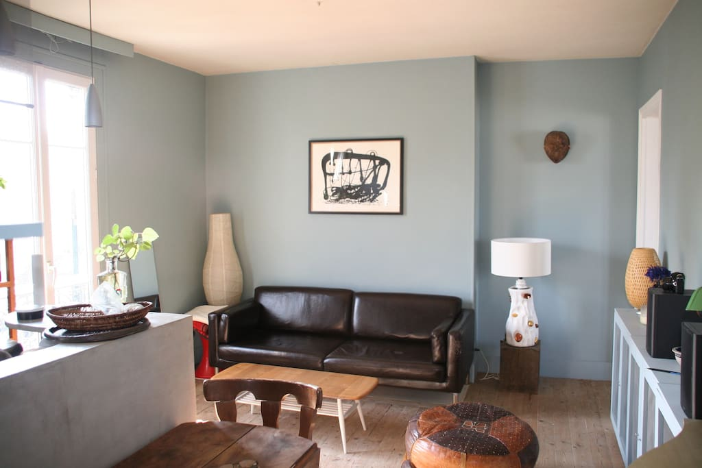 Bright quiet 1 bedroom flat apartments for rent in for 130 william street 5th floor