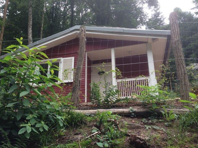 Ferienhaus im Kastanienwald - Burrweiler - Hut