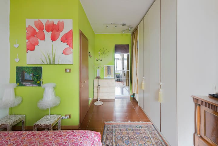 My House on the Gallery - Milano - Apartment