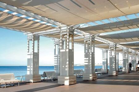 New 1 room flat - Beach - Negresco - Nizza - Appartamento
