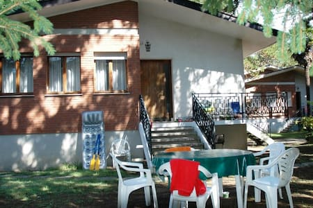 Villa Bertoli - Single house with large garden - Lignano Sabbiadoro
