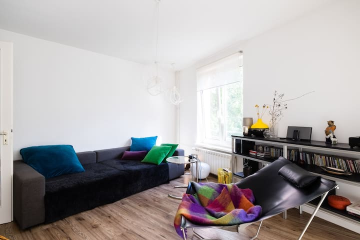 Sweet,central, bright apartment  - Berlin - Appartement