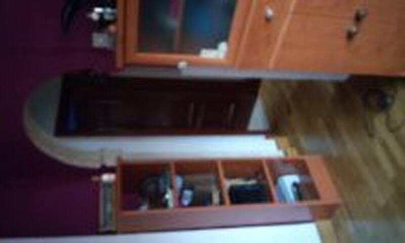 HABITACION EN PISO JUNTO AL METRO!! - BASAURI - Apartament