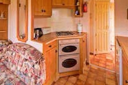Trixies Holiday Home - Saltcoats - Kabin
