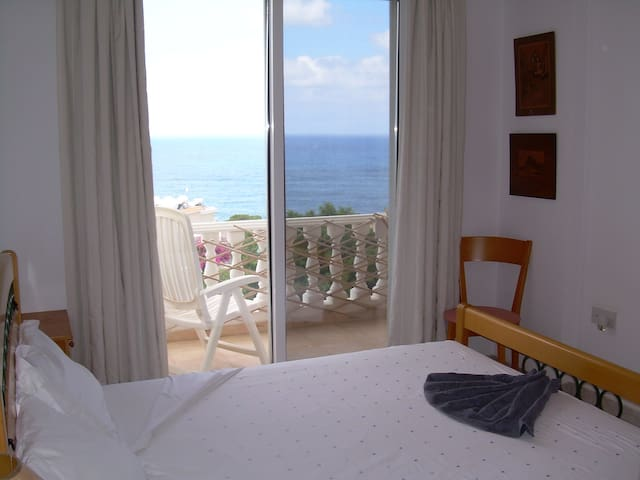 Sea view apartment, Sea Caves - Peyia - Daire