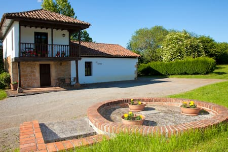 Casa de piedra La Tejera - sevares - Dům