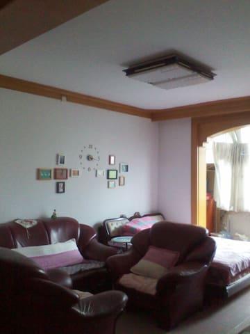 陈仓君的私人会客室,其实只要住的安全舒适,干净卫生就好,一切随缘吧..
