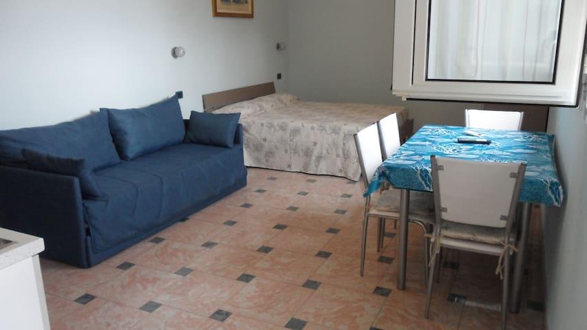 Appartamento Monolocale - Porto Garibaldi - Apartemen