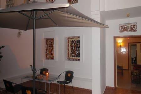 Belle Villa avec jardin, 3 chambres - Agadir - Villa