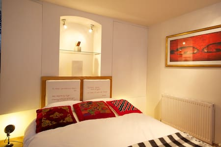 el centro de Oxford con su entrada  - Oxford - Bed & Breakfast