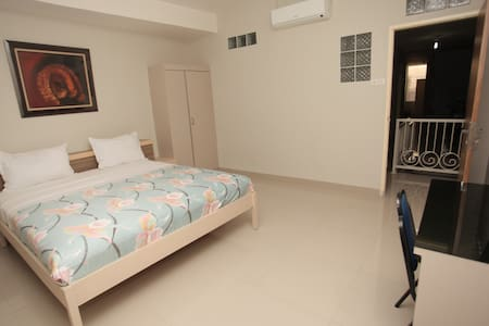 Spacious Room in city center - Medan