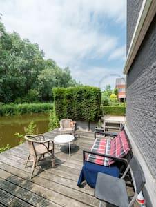 B&B# green oasis with free parking - Amsterdam-Zuidoost