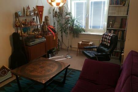 LGBT-friendly room near Stockholm - Norsborg - Bed & Breakfast