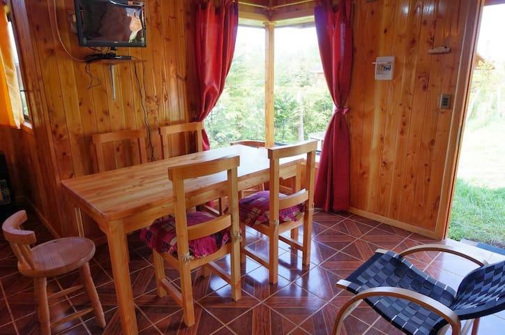 Lindas Cabañas  Lican Ray ,completamente equipadas - Villarrica - Cabin
