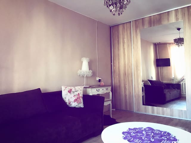 Studio flat in Vilnius old town - Wilno - Apartament