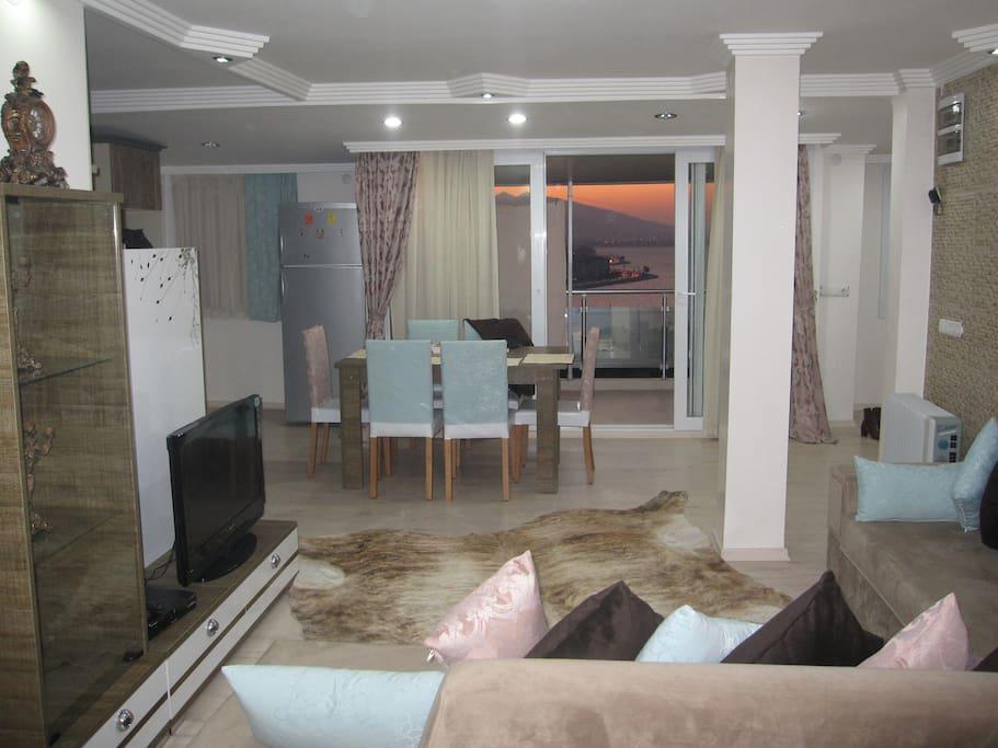 1100 - 2 Room / Full Sea Wiew.