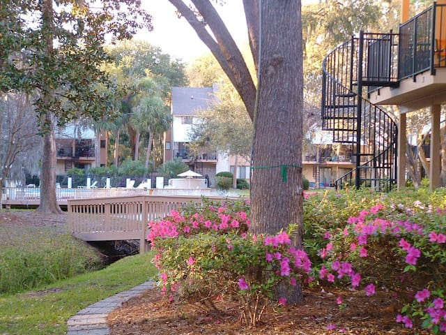 """Winter Haven"" in Hilton Head-2017 Fully Booked! - Hilton Head Island - Condominium"