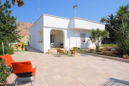 House in Bari, Garden, Wifi & Park - Bari