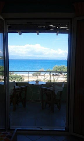 MALINDY ROOMS NEARBY SPETSES- HYDRA - Porto Cheli - Byt