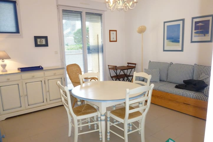Appartement  Rés Château Chimay - Barneville-Carteret - Apartment