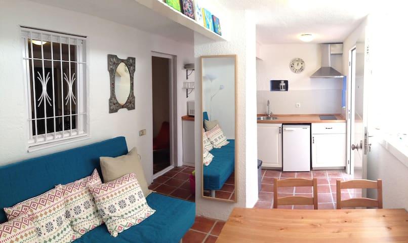 Beautiful mediterranean apartment