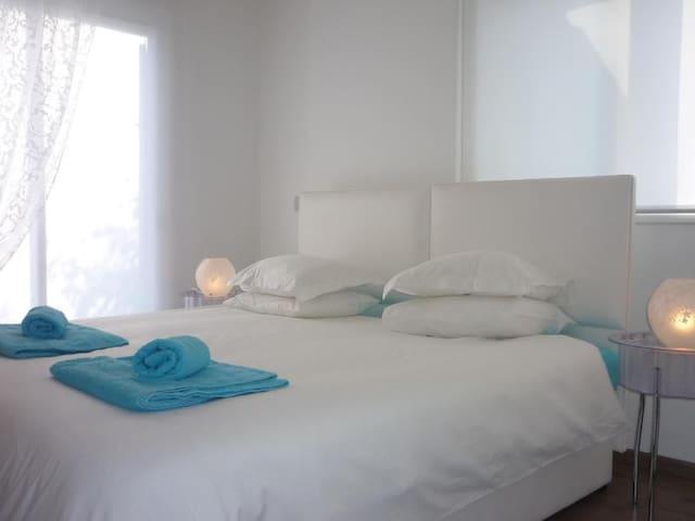 Nicosia Blue Apartment freeWifi - Λευκωσία - Lejlighed