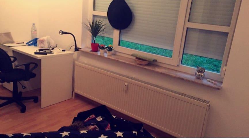 Gemütlisches modern Zimmer Clausthal-Zellerfeld - Clausthal-Zellerfeld - Lägenhet