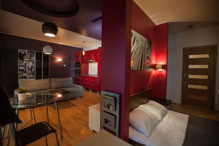 Sweet dreams apartments Purple