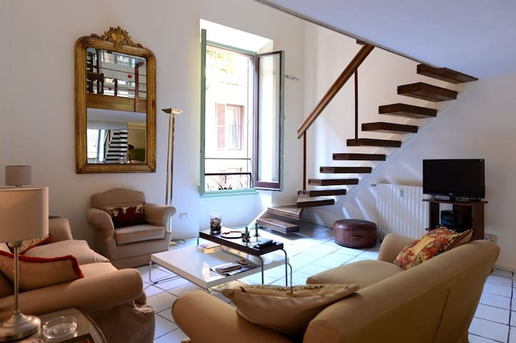 Orso house apartment Up to 4 people - Rome - Apartment