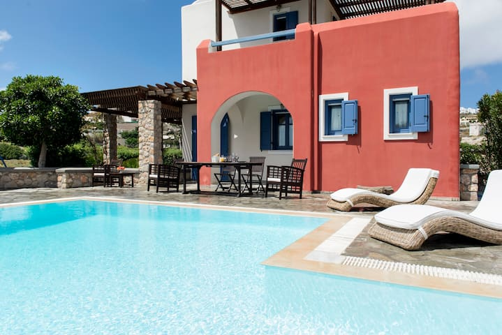 Onar Villa with private pool - Ακρωτήρι - Villa