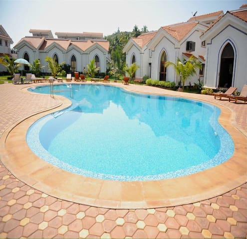 Luxury Studio North Goa - Arpora - Huoneisto