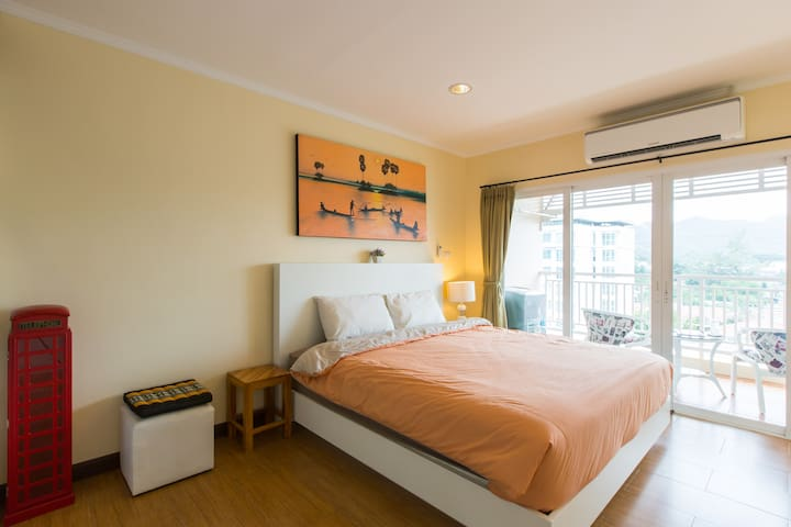 Hua Hin Condo in center of Town. - Tambon Hua Hin - Lägenhet