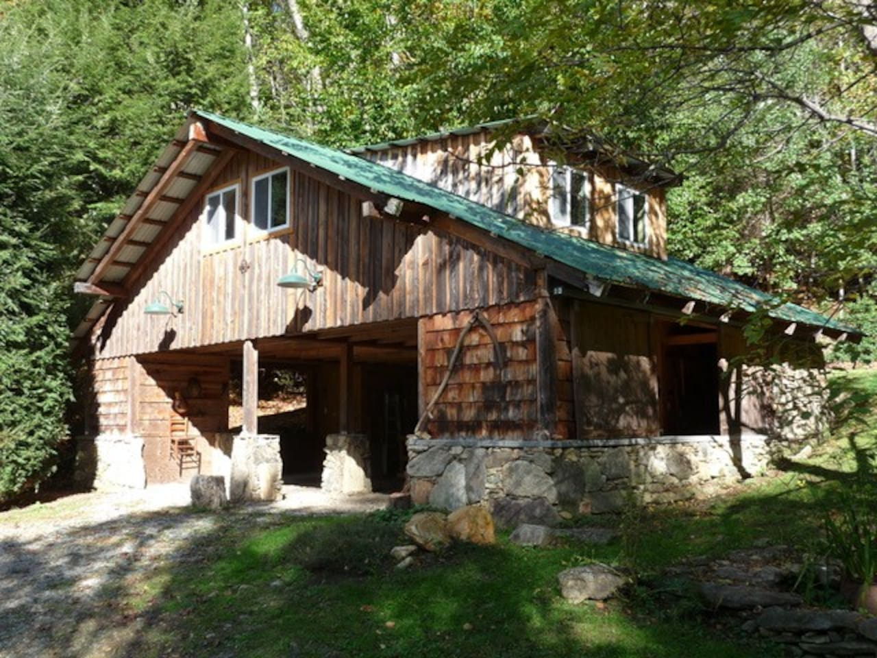 Welcome to Homestead Retreat at Horse Fork! (Ramate)