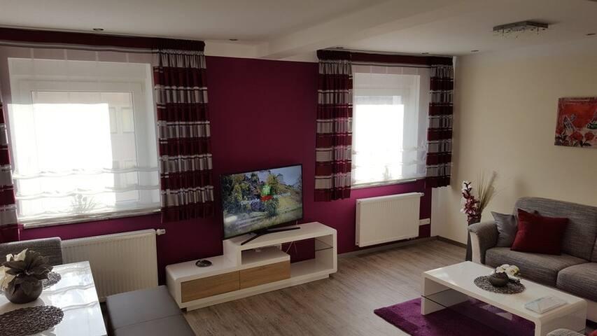 Attraktive Wohnung zwischen Messe und Centrum - Nürnberg - Appartamento