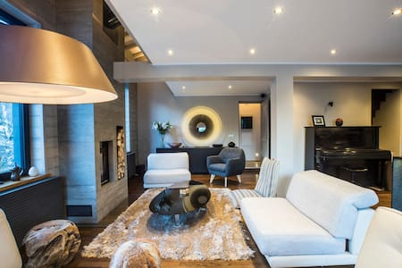 Chalet Oscar. Close to centre, newly renovated