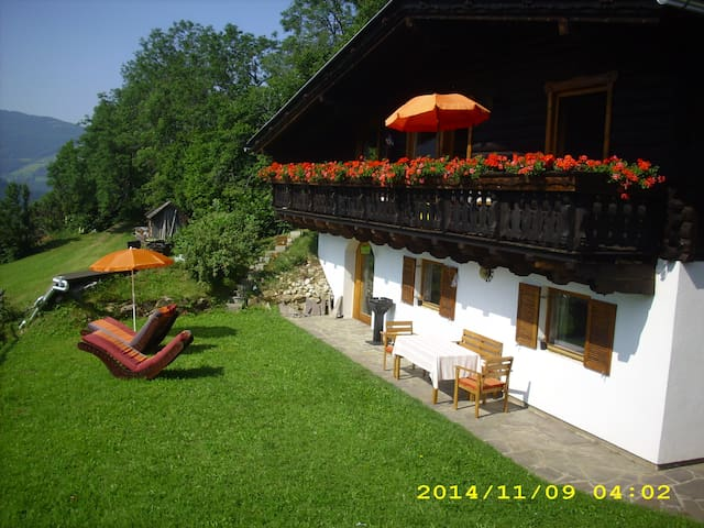ALMHAUS  auf 1300 m - Krems - Appartement