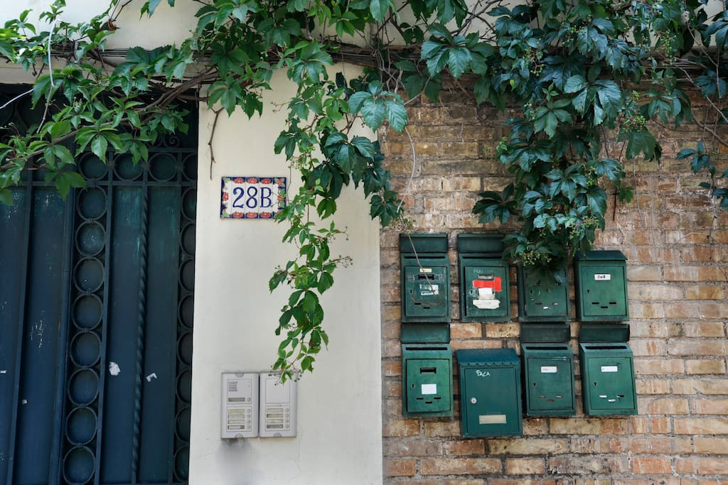 the side street 28b