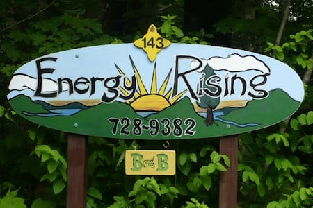 Energy Rising B & B ~ Cozy  Oasis  - Randolph - Bed & Breakfast