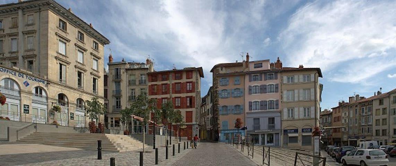 En plein centre historique du Puy - Le Puy-en-Velay - Apto. en complejo residencial