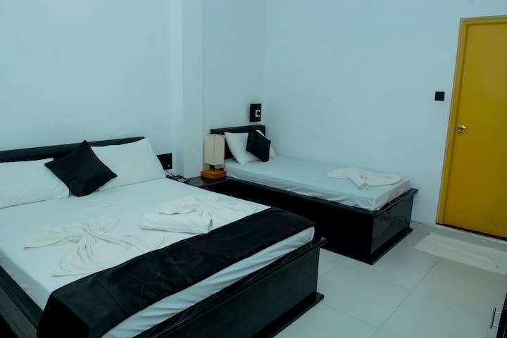 119 Premium Triple Room with Premium Triple Offer