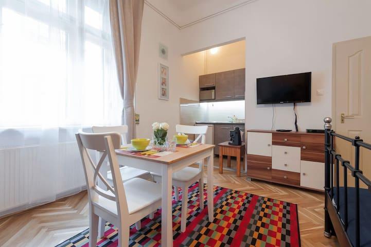 ANGELIKA - lovely studio flat in the center